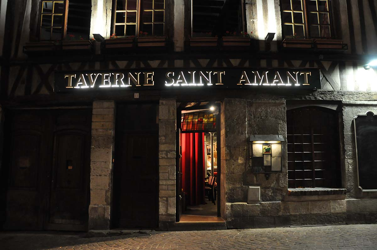 Taverne Saint Amant - Photo 1